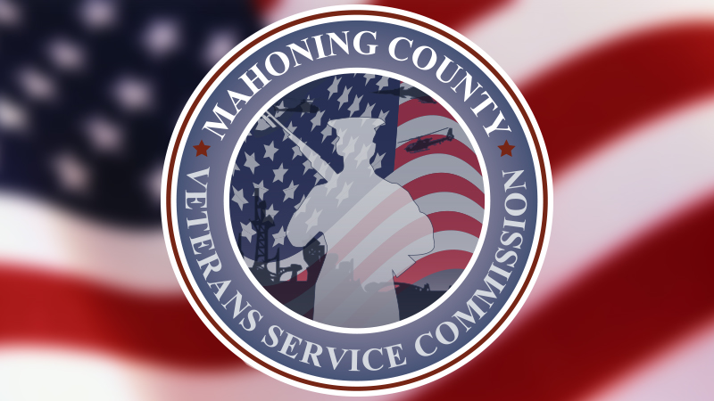 <strong>Mahoning County Veterans Service Commission Logo</strong><p>This logo was created as a freelance project by a Co-Founder of Jet Creative Productions.</p>